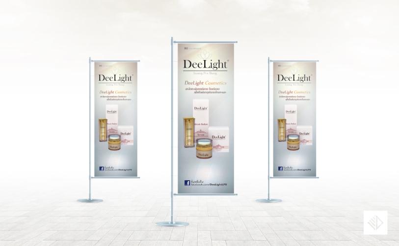 Graphic Design - DeeLight j-flag