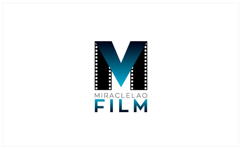 Logo Design - Miraclelao Film logo