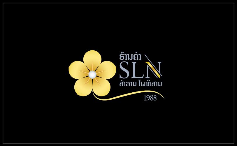 Logo Design - ສຳລານ ໂພທິສານ black