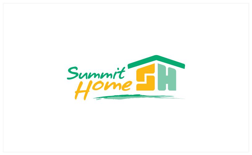 Logo Design - Summit Home logo