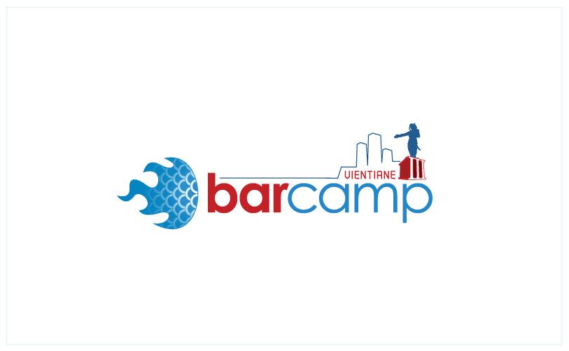 Logo Design - barcamp vientiane 3 logo