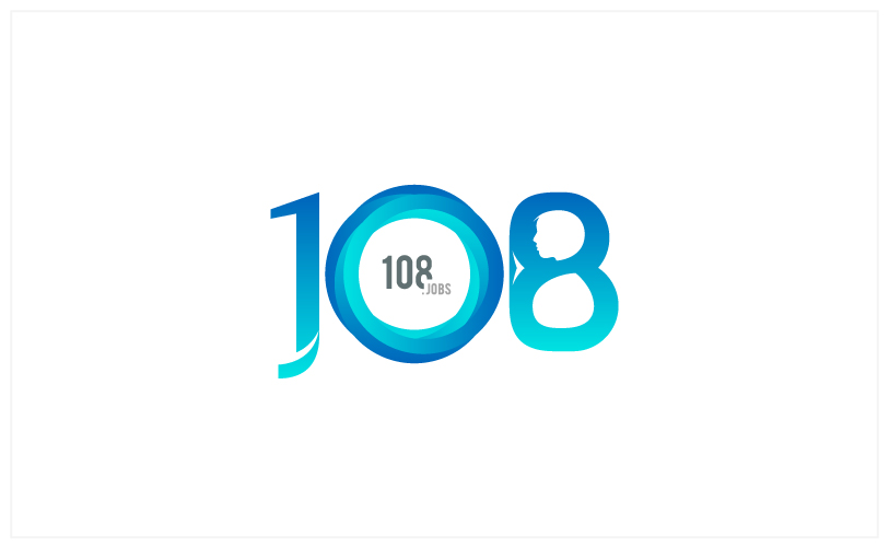108 jobs logo