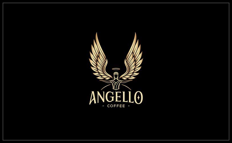 Angello Coffee Logo