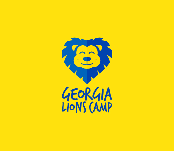 Georgia Lions Camp Logo